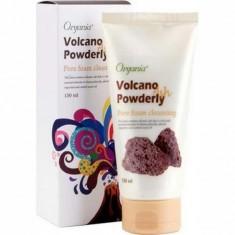 Пенка для умывания с вулканическим пеплом Volcano Powderly Pore Foam Cleansing WHITE COSPHARM