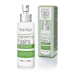 Italwax, Лосьон-сыворотка против вросших волос, 100 мл White Line