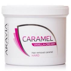 ARAVIA Professional, Карамель для депиляции «Ванильно-сливочная», 750 г