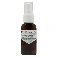 El Corazon, Гель для рук «Шелковые перчатки» экстрактом розы дамасской, 30 мл