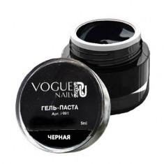 Vogue Nails, Гель-паста, черная