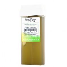 Depilflax, воск в картридже 110 г, олива