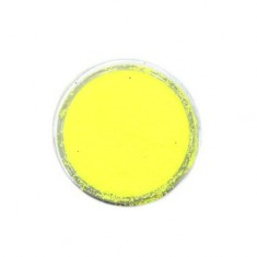 TNL, Меланж-сахарок №17, неон желтый TNL Professional