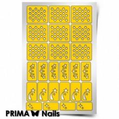Prima Nails, Трафареты «Космос»