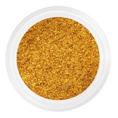 Patrisa nail, Пыльца для втирки №6,темное золото, шиммер