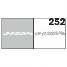Airnails, Трафареты №252