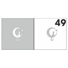 Airnails, Трафареты №49