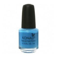 Konad, лак для стемпинга, цвет S21 Sky Pearl 5 ml (небесно-голубой)