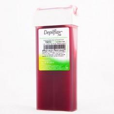 Depilflax, воск в картридже 110 г, вино