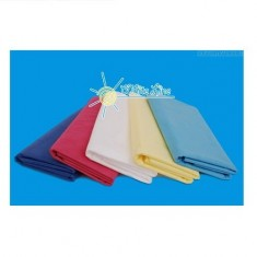 White line, простыня одноразовая 70Х200 см SMS 20 голубой (упаковка 10 шт.)