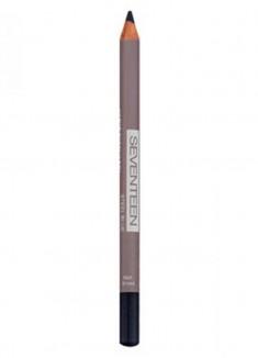 Карандаш для глаз контурный Серый/перламутровый SEVENTEEN