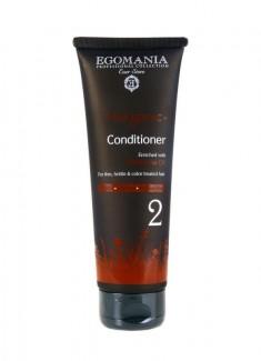 Кондиционер для тонких, ломких, окрашенных волос EGOMANIA