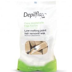 Depilflax воск горячий в дисках капучино 1кг