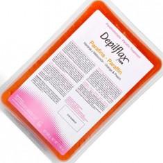 Depilflax парафин персик и апельсиновый для рук и ног 500 гр