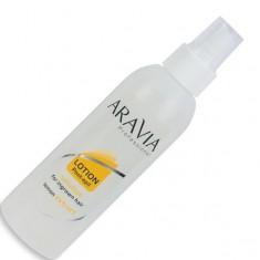 Aravia professional лосьон против вросших волос с лимоном 150мл