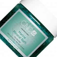 Cnd marine mineral bath средство для мацерации 510 г