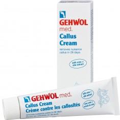 Gehwol крем для загрубевшей кожи med callus cream 75мл