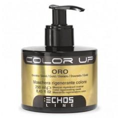 Color up тонирующая маска oro 250мл. золотой ECHOSLINE