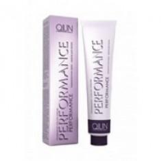 Ollin Professional Performance - Перманентная крем-краска для волос, 6-75 темно-русый коричнево-махагоновый, 60 мл. Ollin Professional (Россия)