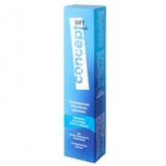 Concept Soft Touch - Крем-краска для волос безаммиачная, тон 9.37 Светло-песочный блондин, 60 мл Concept (Россия)