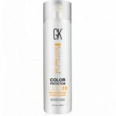 Global Keratin Moisturizing Conditioner Color Protection - Кондиционер увлажняющий с защитой цвета волос, 1000 мл Global Keratin (Италия)