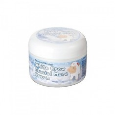 крем для лица воздушный elizavecca milky piggy white crow glacial more cream