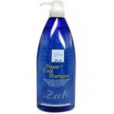 освежающий шампунь для волос jps zab powerplus cool shampoo