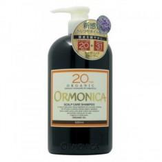органический шампунь для ухода за волосами и кожей головы ormonica ormonica organic scalp care shampoo