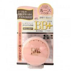 пудра рассыпчатая жемчужная (со светоотражающими частицами) meishoku moisto-labo mineral foundation