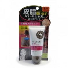 крем - маска для лица с глиной (для т-зоны) bcl tsururi mineral clay pack