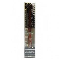 щетка для укладки волос с натуральной щетиной vess excel mix roll brush