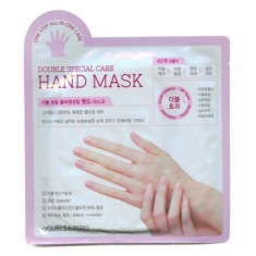 "маска для рук ""комплексный уход"" beauty clinic double special care hand mask"