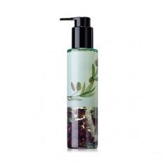 масло для очищения лица с экстрактом оливы the saem marseille olive cleansing oil -rich purifying