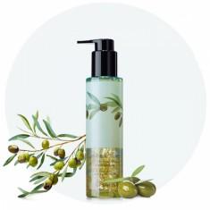 масло для очищения лица с экстрактом оливы the saem marseille olive cleansing oil-fresh purifying