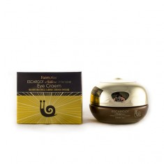 крем для глаз против морщин с экстрактом королевской улитки farmstay escargot noblesse intensive eye cream
