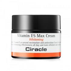 крем для лица осветляющий ciracle vitamin e5 max cream