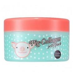 ночная маска для лица holika holika pig collagen jelly pack