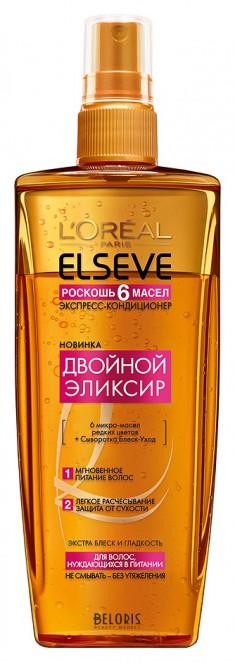 Эликсир для волос L'Oreal