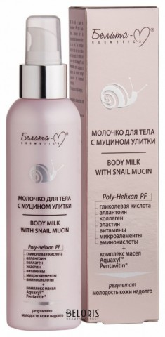 Молочко для тела Белита-М БЕЛИТА-М