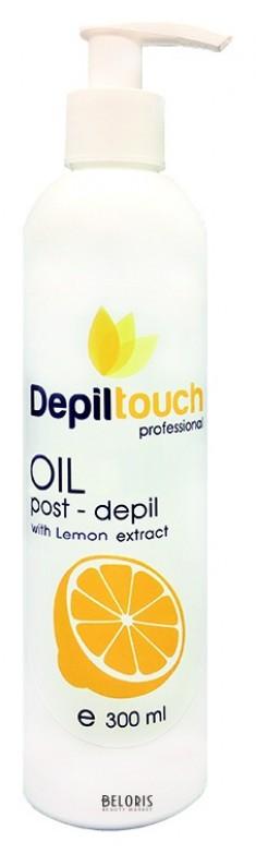Масло для рук Depiltouch