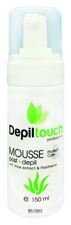 Мусс для лица Depiltouch
