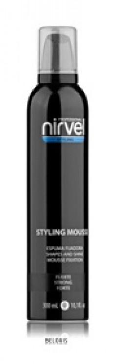 Мусс для волос Nirvel