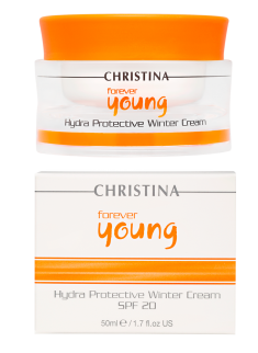 Forever Young Hydra-Protective Winter Cream Christina Cosmetics