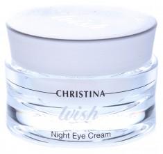 CHRISTINA Крем ночной для зоны вокруг глаз / Night Eye Cream WISH 30 мл