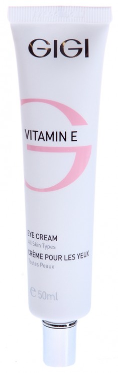 GIGI Крем для век / Eye Zone Cream VITAMIN E 50 мл