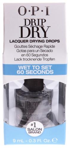OPI Капли-сушка для лака / Drip Dry Drops 9 мл
