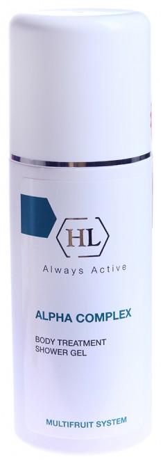 HOLY LAND Гель для душа / Body Treatment Shower Gel ALPHA COMPLEX 250 мл