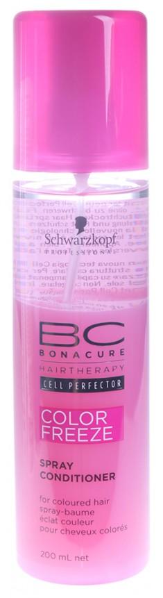 SCHWARZKOPF PROFESSIONAL Кондиционер-спрей для окрашенных волос / BC pH 4.5 Color Freeze 200 мл