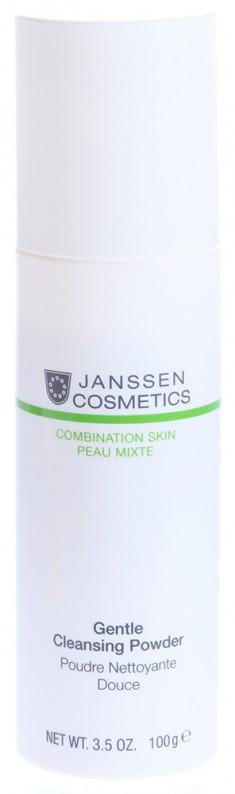 JANSSEN COSMETICS Пудра очищающая мягкая / Gentle Cleansing Powder COMBINATION SKIN 100 г