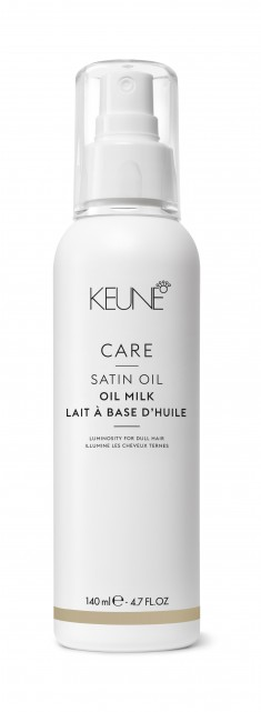 KEUNE Масло-молочко для волос Шелковый уход / CARE Satin Oil - Oil Milk 140 мл